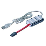 Adapteris USB2.0 to SATA AUS01 Gembird
