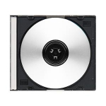 CD-R 80min/700Mb 52x (slim) printable Verbatim